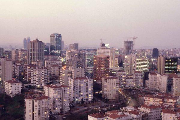 90' larda İstanbul genel