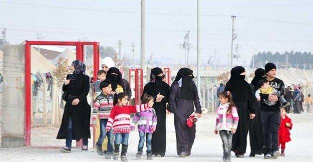 100 Bin Suriyeli Memur Alınacak!