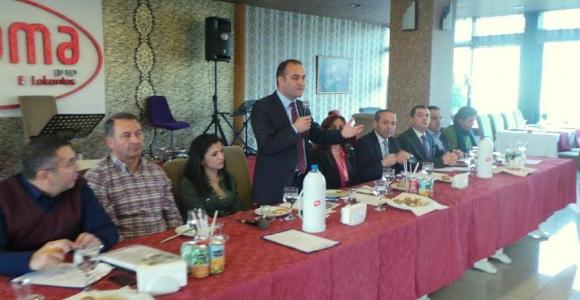102 Sivil Toplum Kuruluşu Bir Araya Gelerek Başakşehir'de CHP Dedi