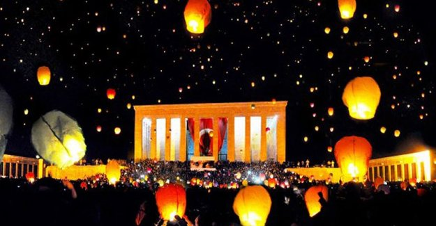 10 Kasım'da Türkiye Atatürk'e koşacak