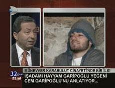 Garipoğlu cinayet gecesini anlattı