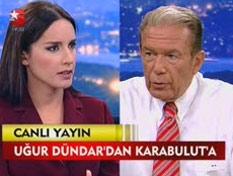 Uğur Dündar CNN Türk'e çaktı!..