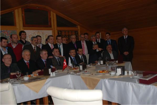 Tüm Rumeli Türkleri Derneği Zeytinburnu Şubesinden Anlamlı Tören