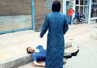 Tokat yüzünden abi katili oldu !