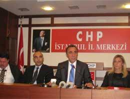 CHP'nin İstanbul hedefi...