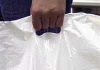 Burada plastik poşet yasak