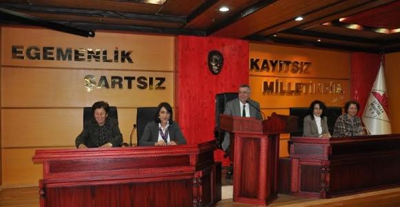 2014'ün İlk Meclis Toplantısı Yapıldı