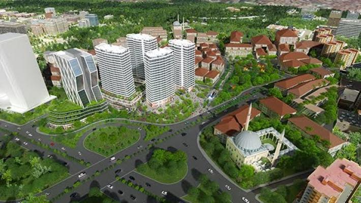 Gaziosmanpaşa Mevlana Mahallesi Kentsel Dönüşüm Projesi 1. Etap'ın Temeli Atılıyor