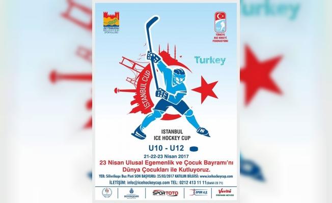 23 Nisan İstanbul Buz Hokeyi Turnuvası Başlıyor