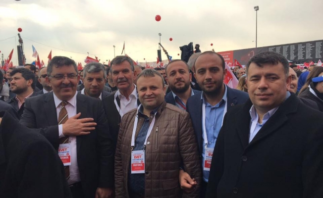 Ak Parti Zeytinburnu Akıtması Gereken Teri Akıttı
