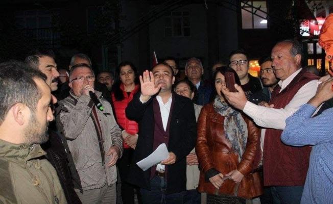 Chp Başakşehir'de Sonuçları Kabul Etmiyor