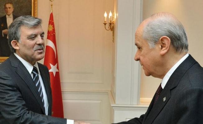 Devlet Bahçeli'den Abdullah Gül tepkisi!