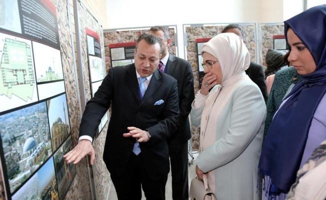 """Emine Erdoğan: """"16 Nisan Bir Milat Olacak"""""""