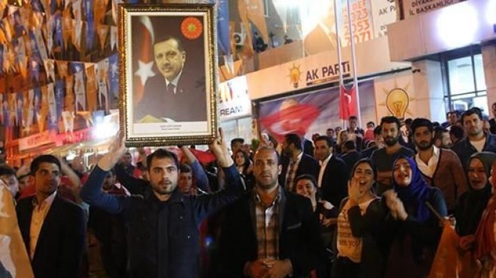 HDP'nin kalelerinde evet oylarında destekte artış var