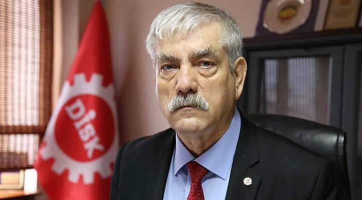 İstanbul Adliyesinde yaşananlarla ilgili DİSK Genel Başkanı Kani Beko'nun açıklaması