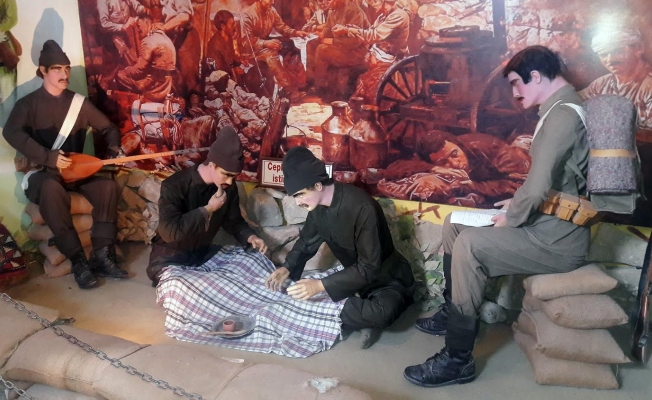 Maltepeliler Çanakkale şehitlerine koştu