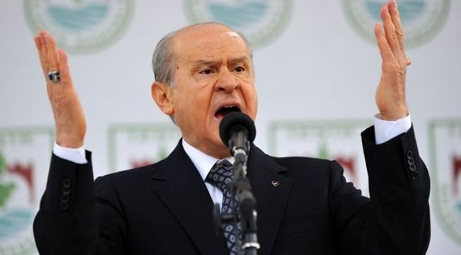 MHP lideri Devet Bahçeli İstanbul Halkına Seslendi