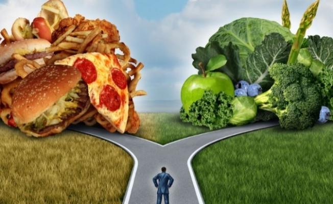 Yediğiniz besinlere göre kalori değerleri