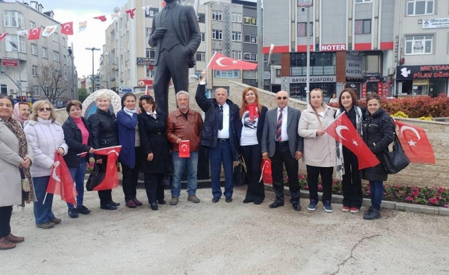 Zeytinburnu CHP'den 23 Nisan Kutlaması!…