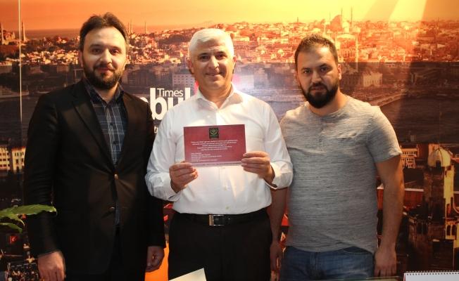 Erbakan Vakfı Zeytinburnu Şubesi  Şehitleri  Unutmadı