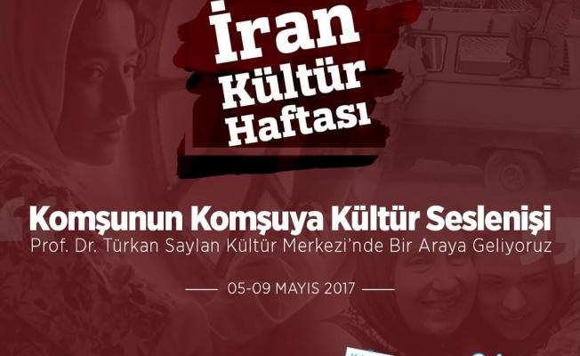 """""""İran Kültür Haftası"""" Maltepe'de başlıyor"""