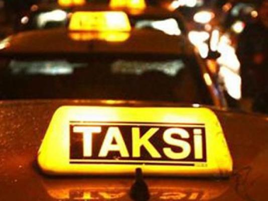 İstanbul'da taksicilere 'havalimanı' izni