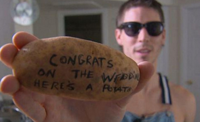 Patates ile yeni bir iş keşfetti