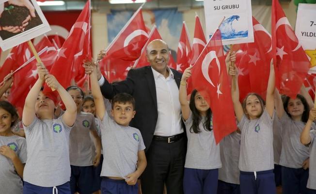Bakırköy'de 5 Bin Çocuk Ücretsiz Yaz Spor Okuluna Katılıyor