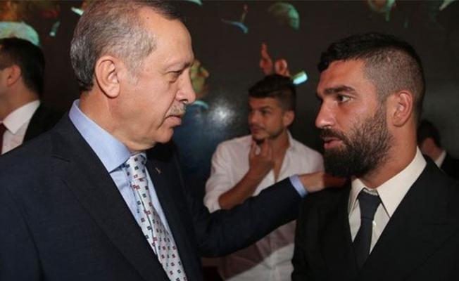 Cumhurbaşkanı Erdoğan o sözleri Arda Turan'a mı söyledi?
