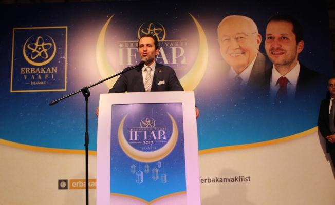 Dr.Fatih Erbakan İşbirlikçi Müslüman Liderlere Ateş Püskürdü