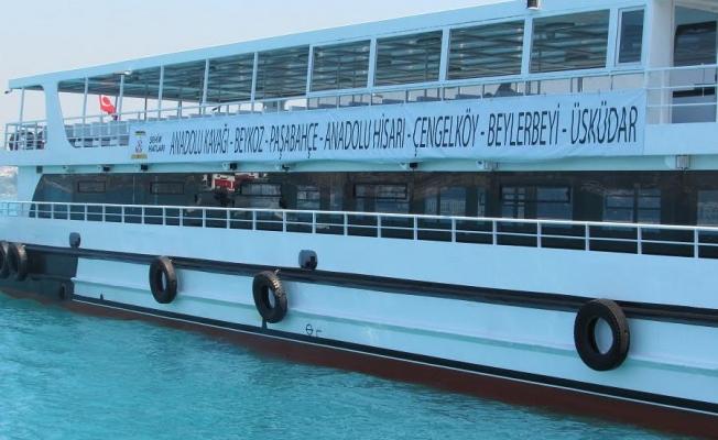 İstanbul'da deniz ulaşımına 4 Yeni Hat...