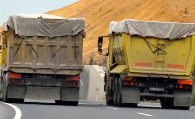 İstanbul'un ölüm taşıyan kamyonları!