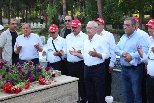 Kılıçdaroğlu: Terörü değil, huzuru ve adaleti istiyoruz