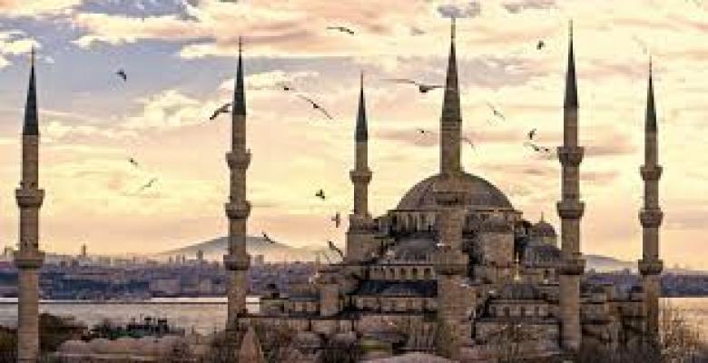 Sultanahmet Camii 400 Yaşında !