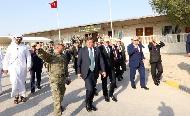 Türkiye'nin Katar'daki askeri üssü