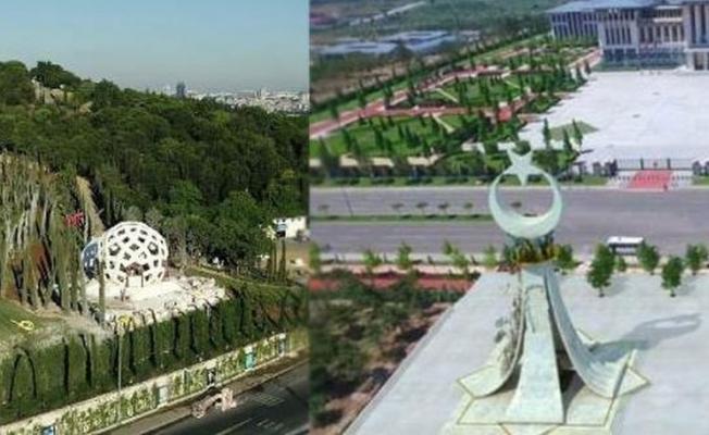 15 Temmuz şehitlerine 2 anıt