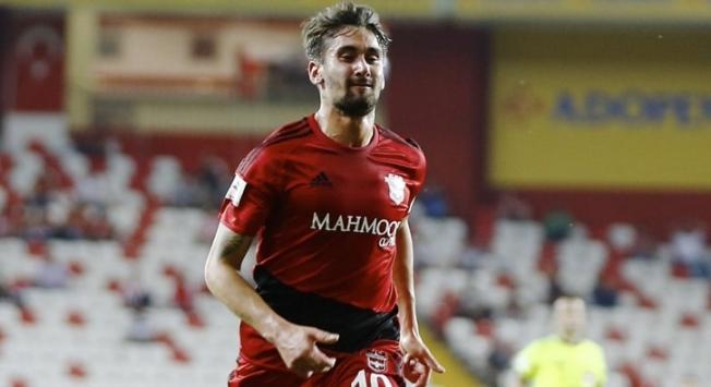 Beşiktaş Gaziantepspor'dan Orkan Çınar ile 4 yıllık anlaşma sağladı