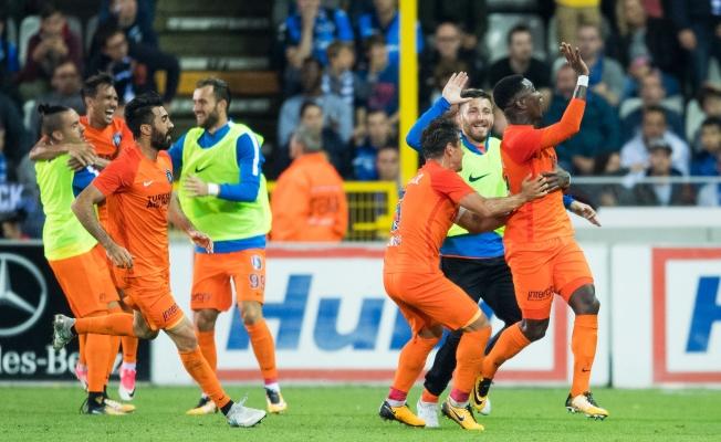 Club Brugge - Başakşehir maç sonucu: 3-3