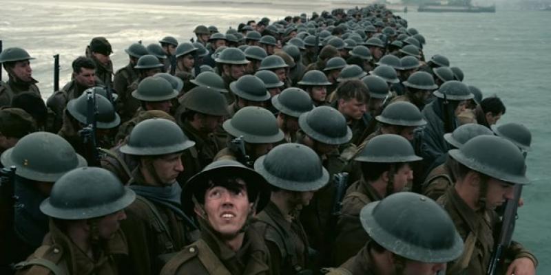 'Dunkirk' gişenin galibi oldu