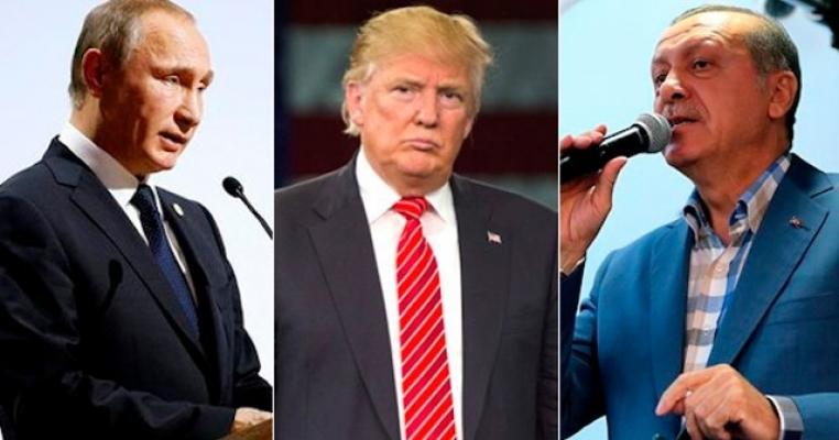 Erdoğan'a 'Trump'a mı yoksa Putin'e mi daha çok güveniyorsunuz?' sorusu