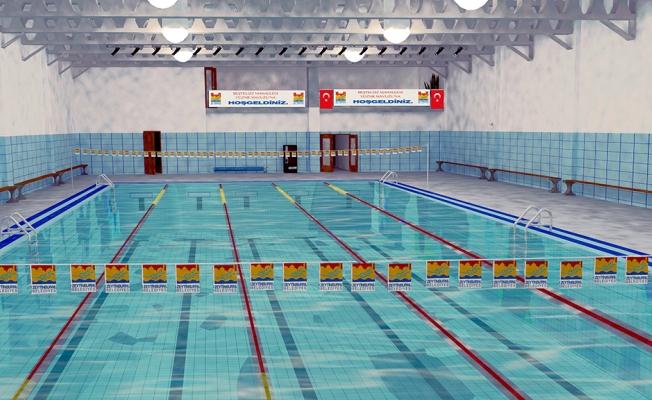 Her Mahalleye Bir Yüzme Havuzu