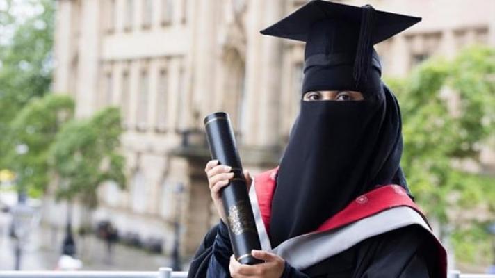 İslam Kız Lisesi mezunu öğrencinin araştırması...