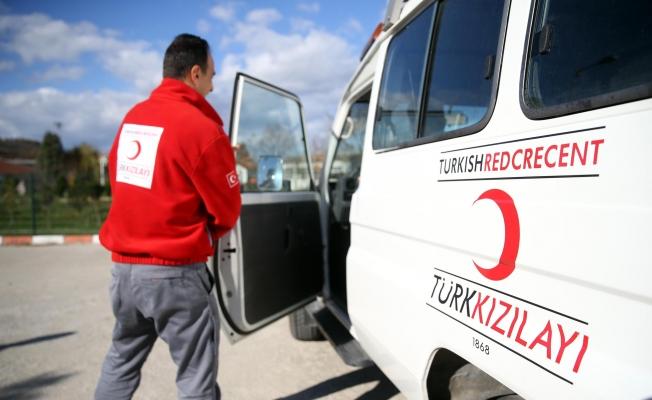 Kızılay'dan İstanbullulara yardım eli