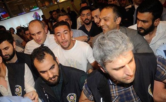 Mauricio Isla İstanbul'a geldi