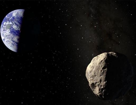 'Ölüm Asteroidi' yarın Dünya'yı teğet geçecek