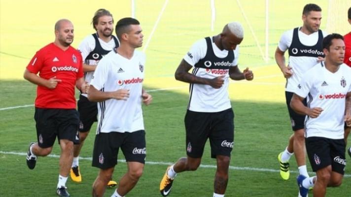 Pepe ilk antrenmanından sonra konuştu