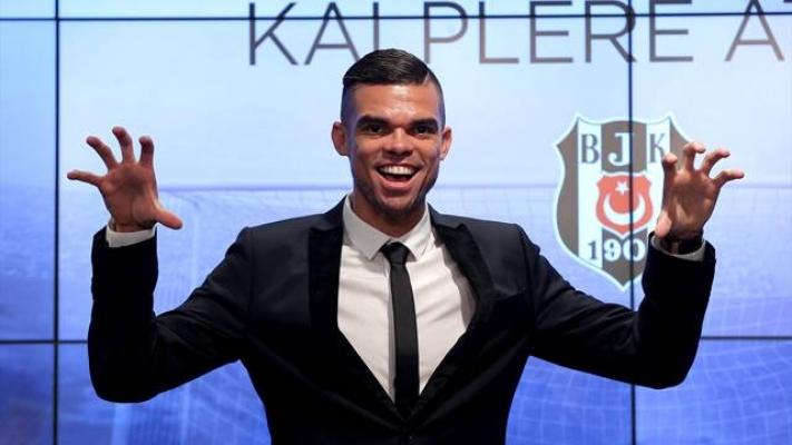 Pepe, PSG'den garanti 11 ve 2 yıllık kontrat istedi