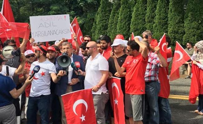 TACS'dan Zeytinburnu Belediye Başkanı Murat Aydın Hakkında Basın Açıklaması