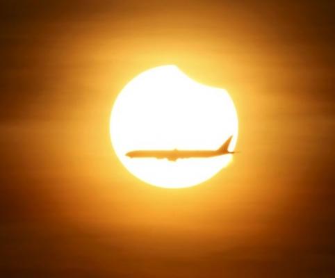 En büyük güneş tutulması için geri sayım