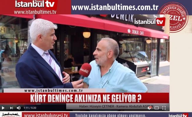 İstanbul Times Tv gündemi vatandaşlara yorumlatmaya devam ediyor